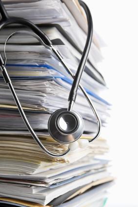 پرونده های پزشکی